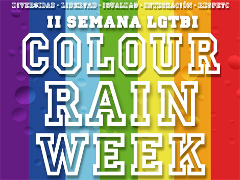 Colour Rain Week