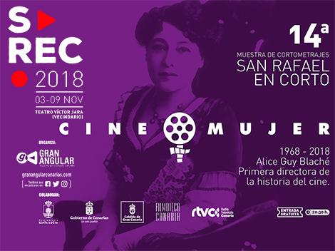 Resultado de imagen de La XIV Muestra San Rafael en Corto, 'Cine y Mujer', r